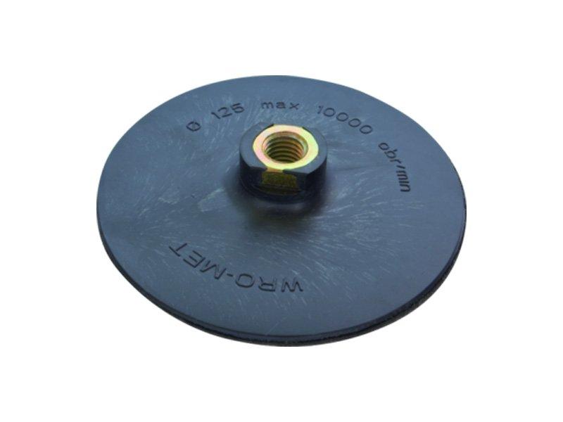 Disk-nosac šmirgle za BRUSILICU  M 14 sa čičkom